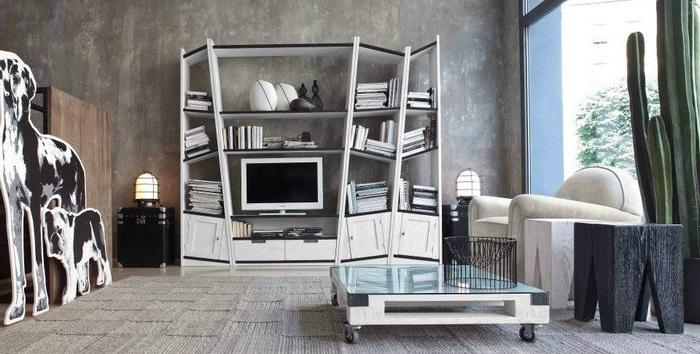 Tendenze d 39 arredo lo stile industriale - Camera da letto stile industriale ...