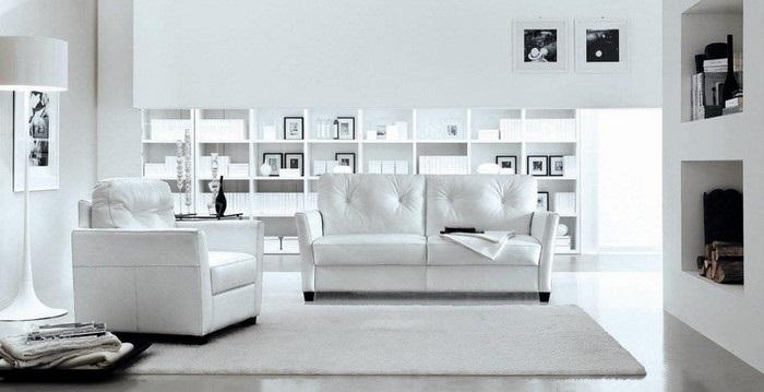 Arredamento Parete Soggiorno : Semplici idee d arredo per rinnovare il salotto