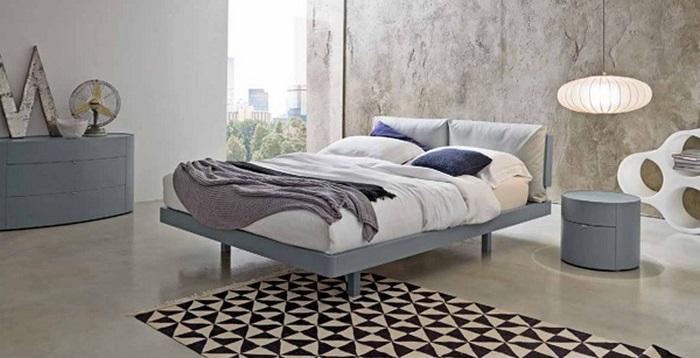La scelta del letto matrimoniale idee d 39 arredo - Grandezza letto matrimoniale ...