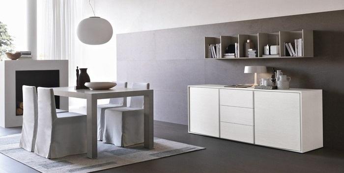 Arredare una casa da affittare consigli di stile e - Madia moderna ikea ...