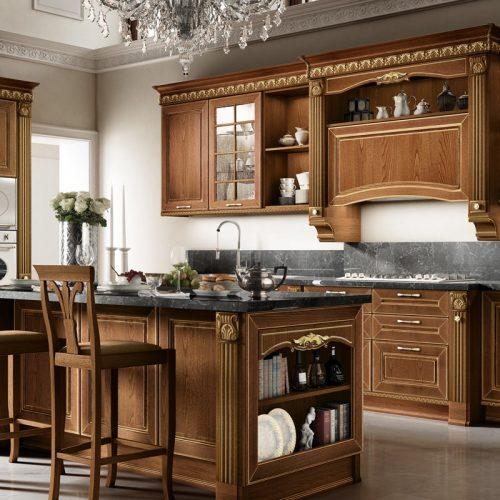 Cucine stosa lecce cucine classiche moderne e - Cucina stosa dolcevita ...
