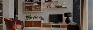 pareti attrezzate stile classico lecce e provincia