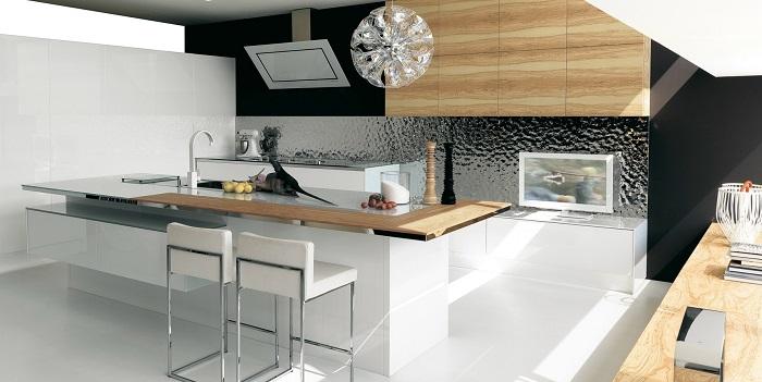 La scelta del piano cucina: i materiali top