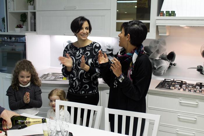 concorso algida cucina vinta da Stefano Arredamenti