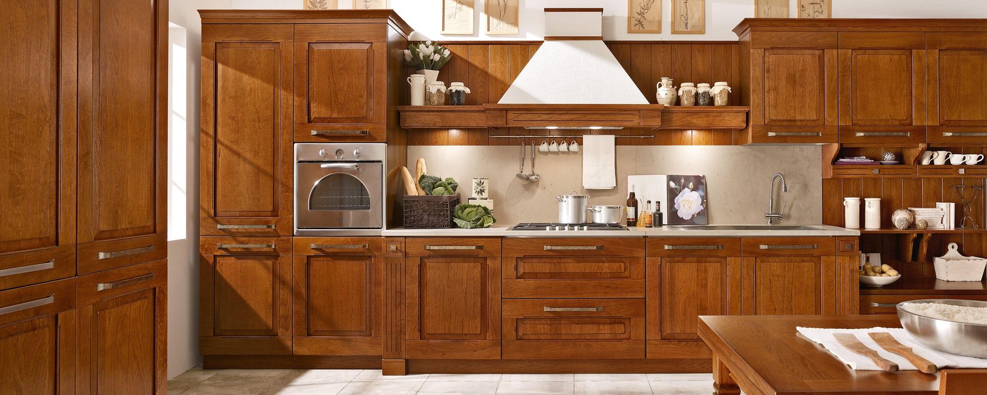 Cucina Stosa Aida Lecce