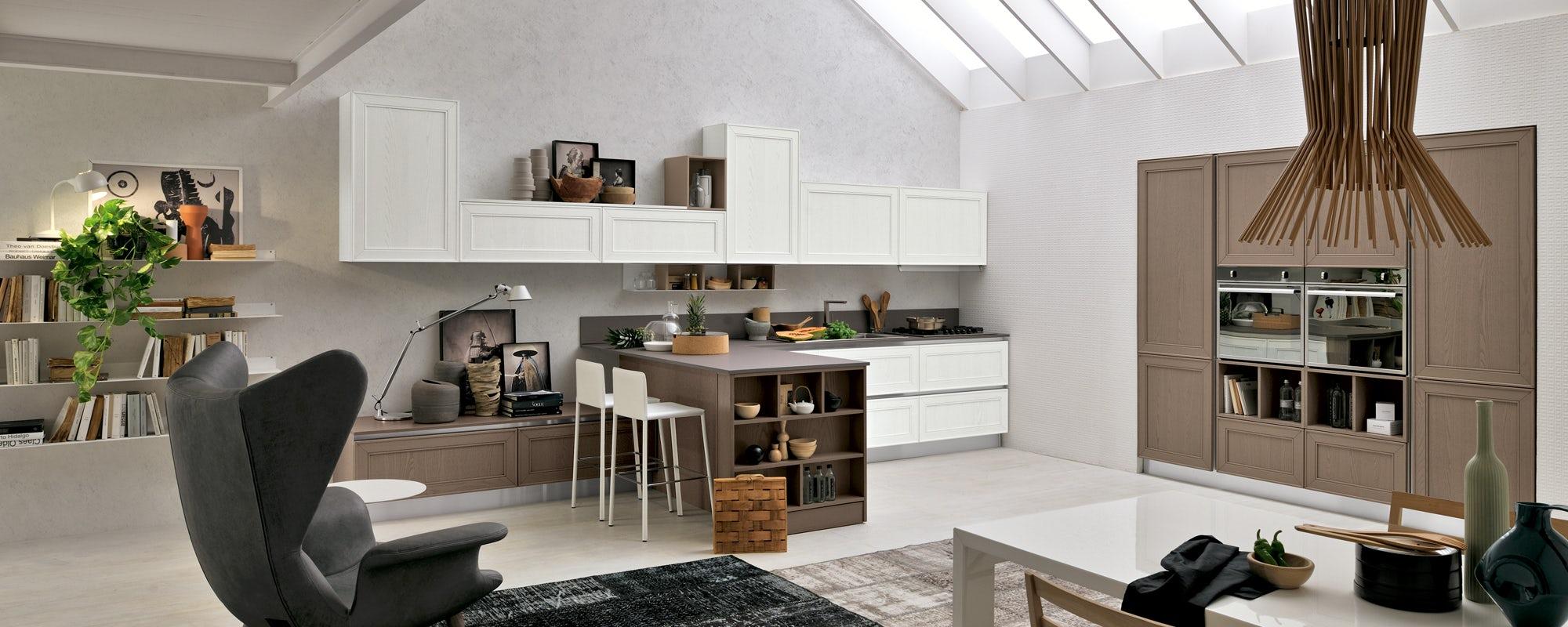 Cucina Stosa Maxim Lecce