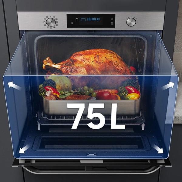 grandezza forno