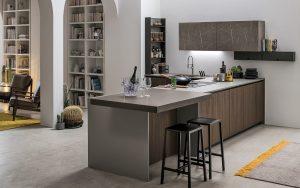 top cucina stosa laminato Lecce e provincia