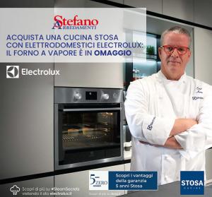 stosa cucine promozione-lecce-forno-electrolux